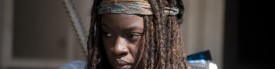 Michonne from Walking Dead 411