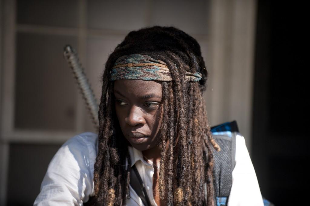 Michonne from Walking Dead 411