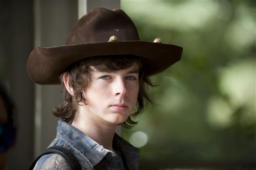 "carl - The Walking Dead Recap – Season 4, Episode 11: ""Claimed"""