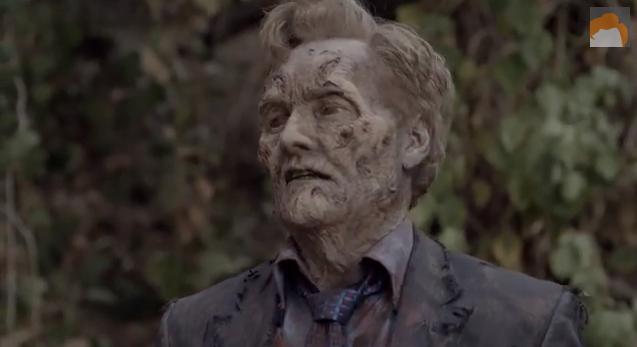 Conan O'Brien Zombie