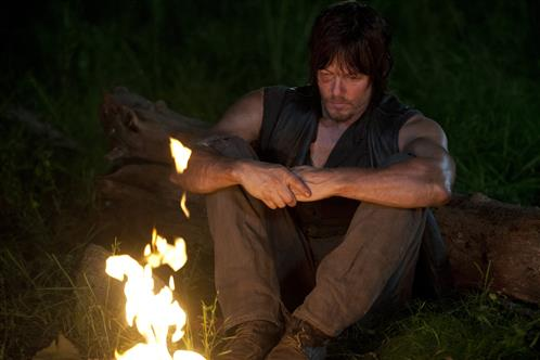 "daryl - The Walking Dead Recap – Season 4, Episode 10: ""Inmates"""