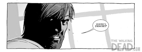 twd 121 preview 2small - The Walking Dead Comic Issue 121 Out Today