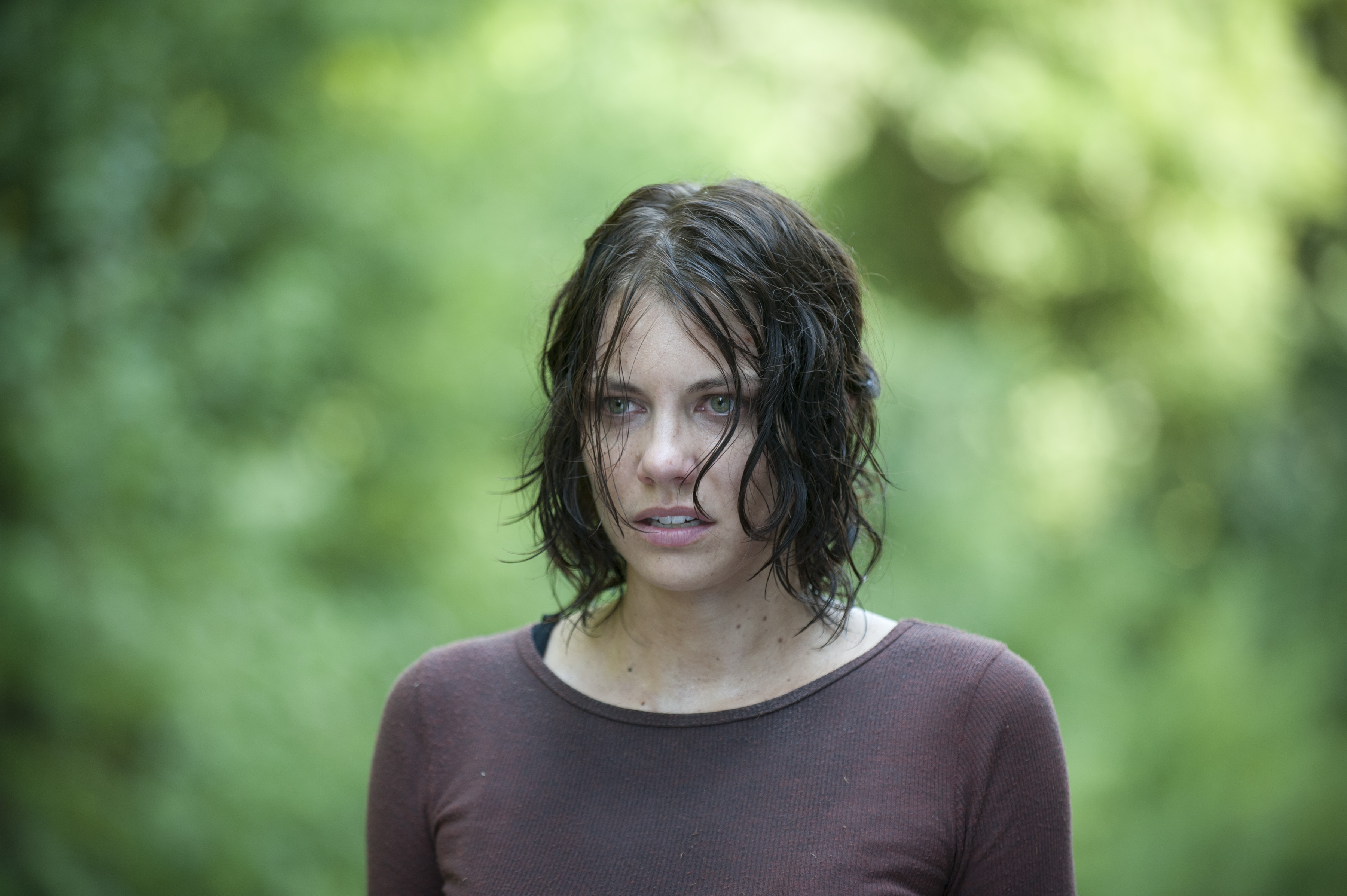 walking dead season 4 episode 10 inmates maggie - So When Is Maggie Giving Birth Anyway?