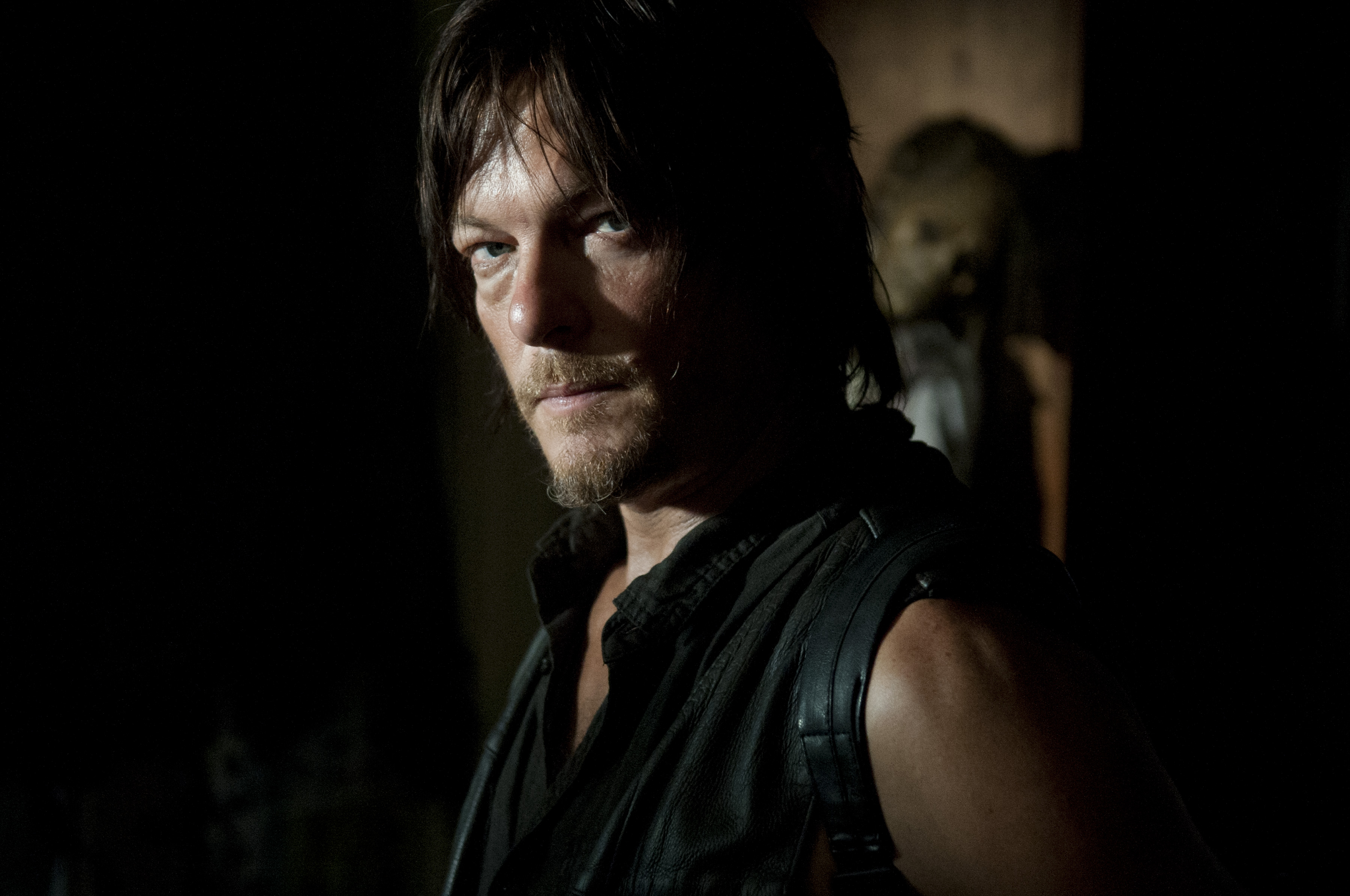 walking dead season 4 episode 12 still beth - Robert Kirkman Says Daryl Dixon is His Favorite Element on The Walking Dead Show