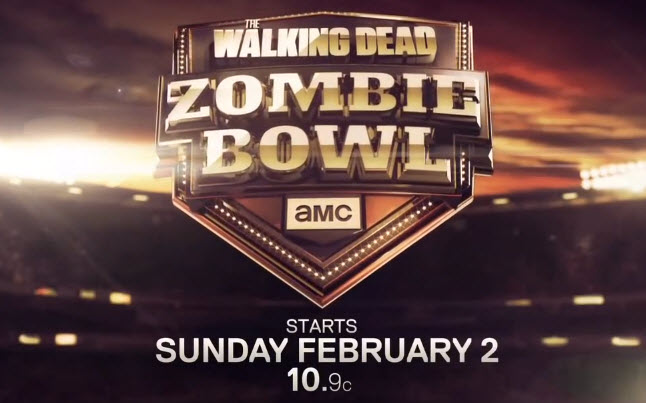 The Walking Dead Zombie Bowl
