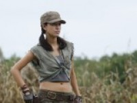 walking dead season 4 episode 11 claimed rosita1 162x245 200x150 1394306728 - The Walking Dead Pool Season Five Round Two! Who Dies Next? (Spoilers)