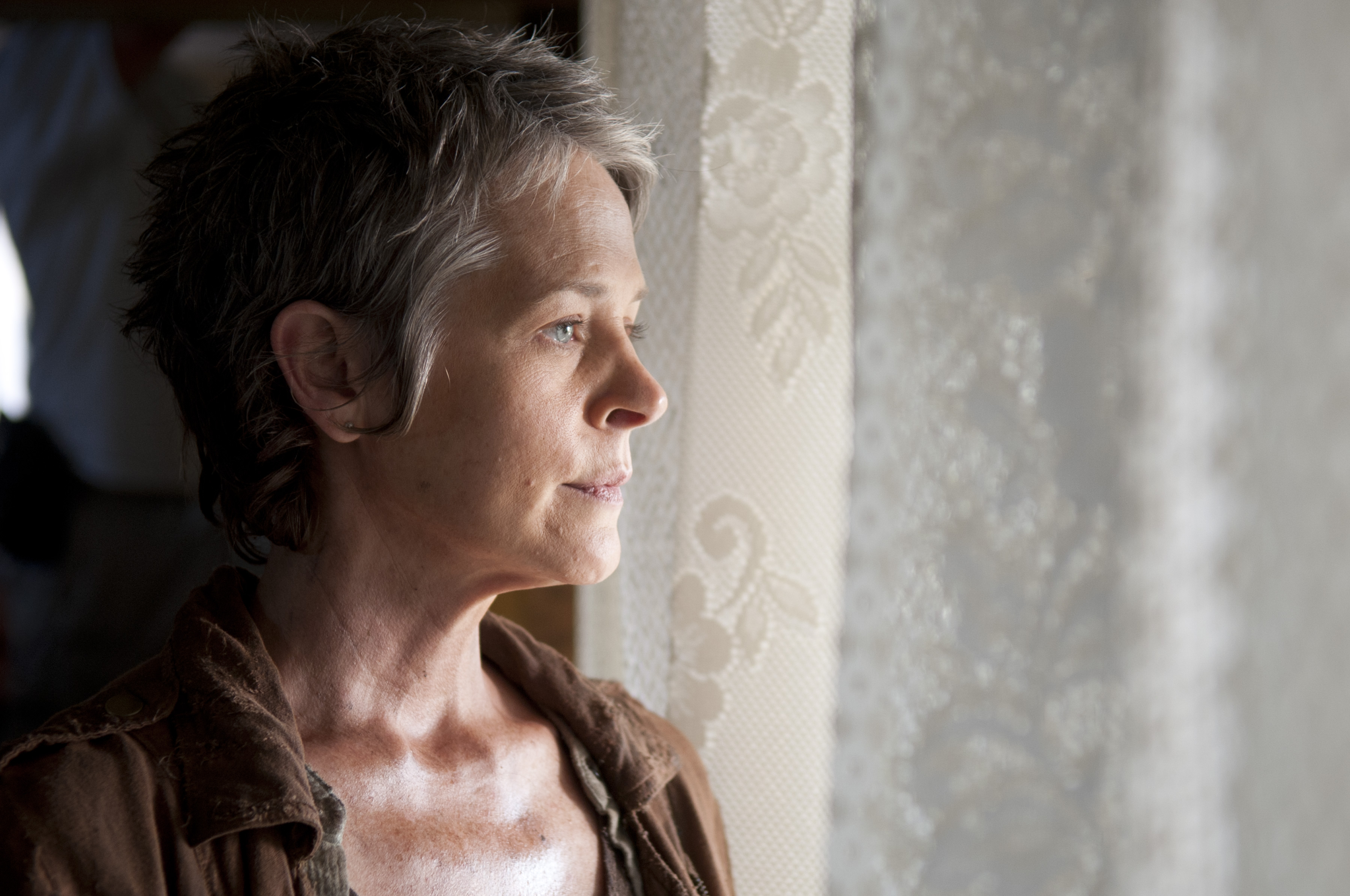 walking dead season 4 episode 14 carol - Melissa McBride Nominated for Critics' Choice Television Award