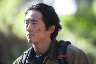 walking dead season 4 episode 15 glenn 368x245 - Steven Yeun Will Star in Tasty New Comics Adaptation 'Chew'