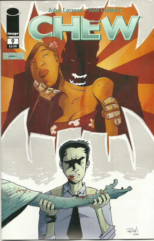 Steven Yeun Set to Star in Chew