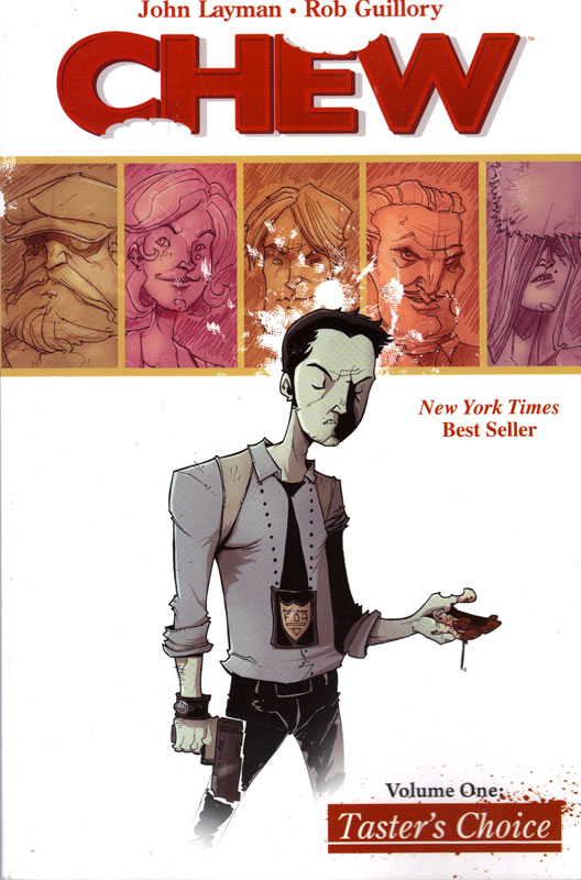 Steven Yeun to Star in Chew