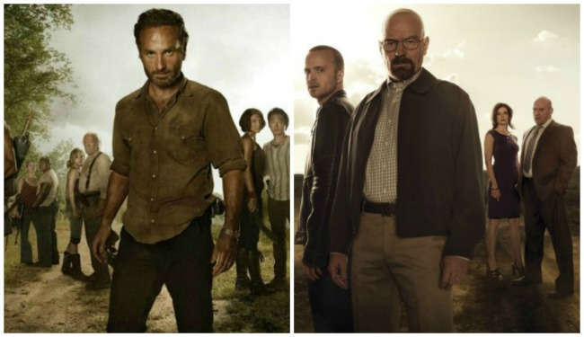 The Walking Dead/Breaking Bad