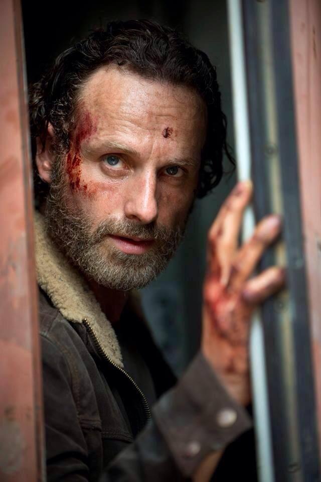 Walking Dead Season Five Photo