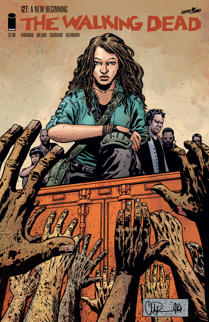 The Walking Dead Issue 127
