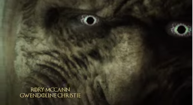 Walking Dead Game of Thrones Mashup credits