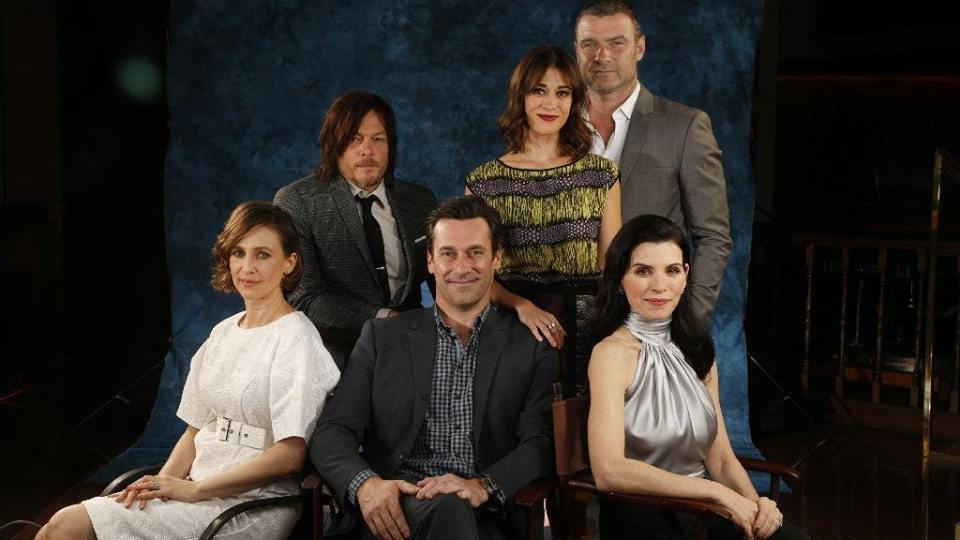 Emmy Drama Roundtable