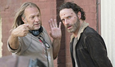 The Walking Dead Season 5 Greg Nicotero 560 2 380x223 - The Walking Dead Has Material Through Season 12