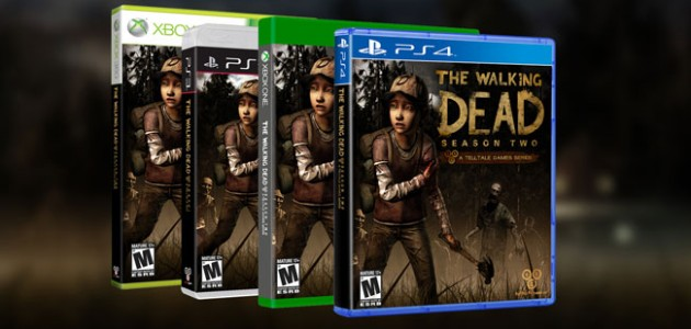 Telltale Games' The Walking Dead Game Coming to Xbox One, PS4