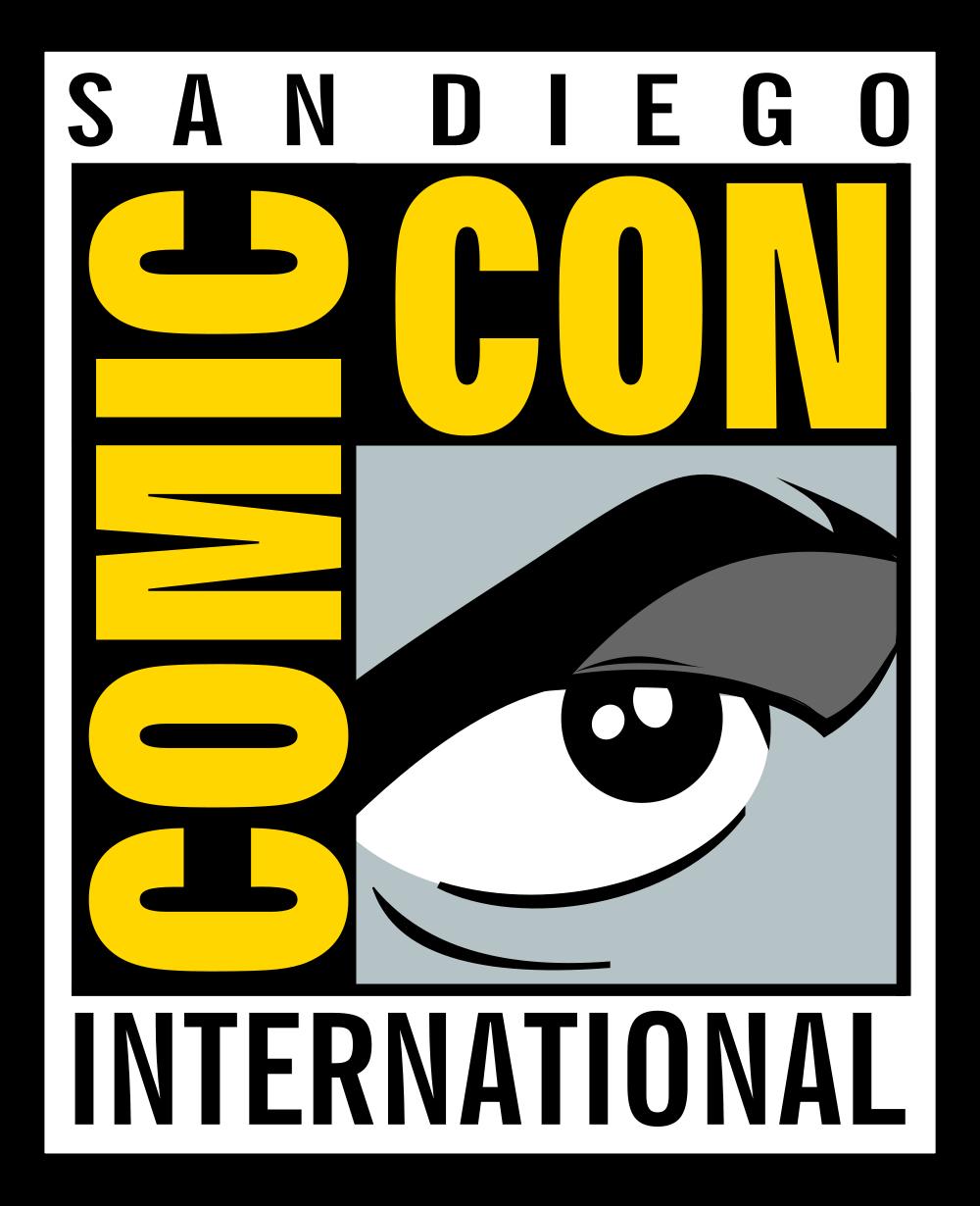 comic con logo - The Walking Dead Comic-Con Preview