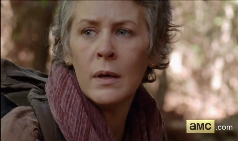 Season Five Tease Carol