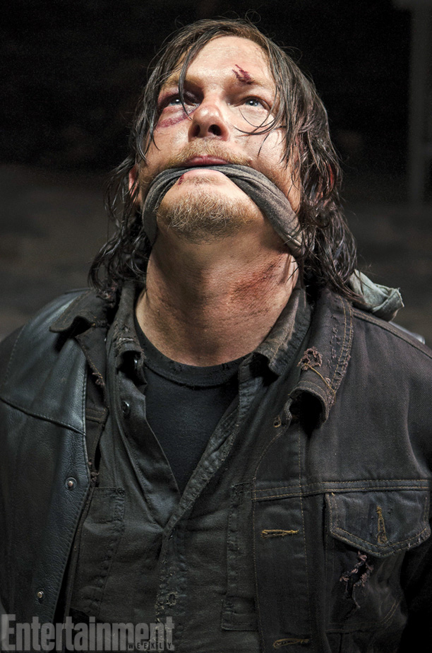 walking dead 03 612x924 - That Time Norman Reedus Thought Kirkman Had Killed Him Off, Plus Why You'll Freak Out Next Season