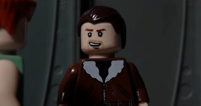 Season Five Trailer in LEGO