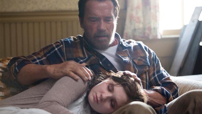 magg - Arnold Schwarzenegger Zombie Flick Coming