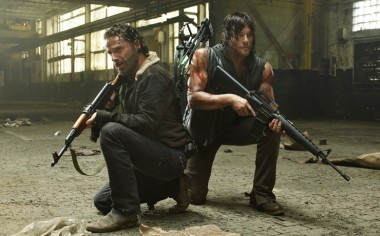 AMC TWD Gallery  Daryl Rick 1613 V2 380x236 - Synopsis Provides Clues to Season Five (No Major Spoilers)