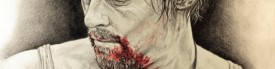 Daryl With a Bloody Mouth