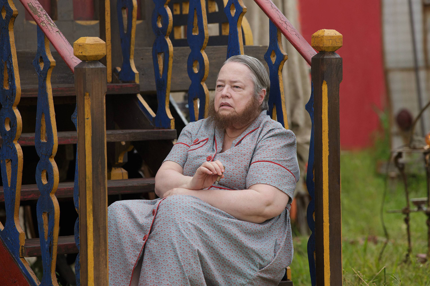 Kathy Bates in American Horror Story: Freak Show