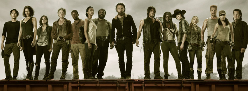 Walking Dead Season 5 Cast - The Walking Dead Pool Season Five: Who Dies First?