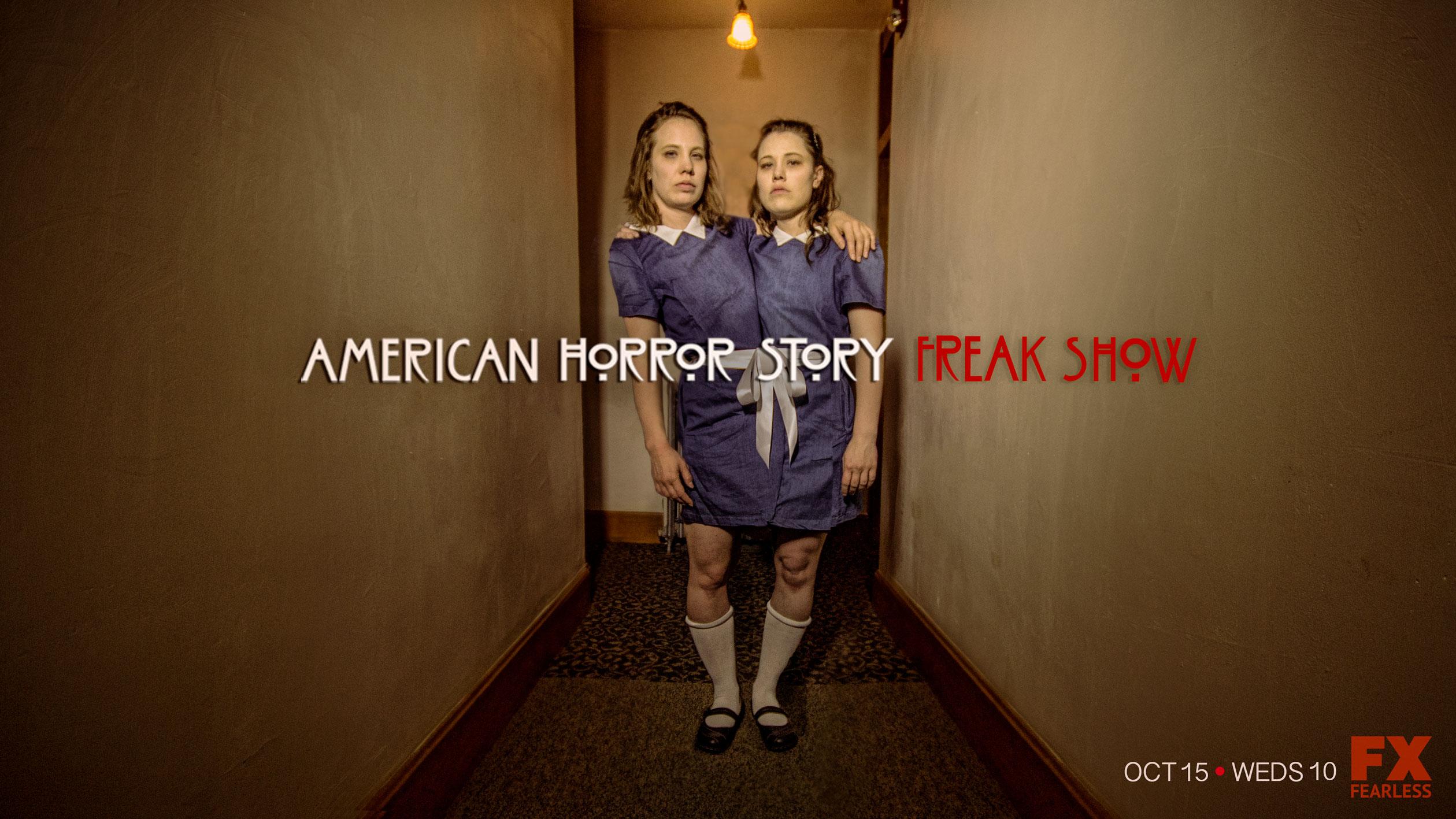 ahs - American Horror Story: Freak Show Gets Renewal