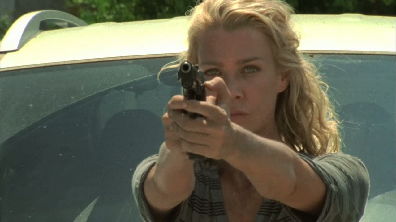 the walking dead 206 2 - How Laurie Holden Went Undercover to Help Bust Sex Slave Ring