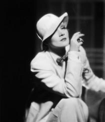 white tux Marlene Dietrich marlene dietrich 23183493 1688 1963 210x245 - American Horror Story: Freak Show Premiere 'Monsters Among Us' Recap