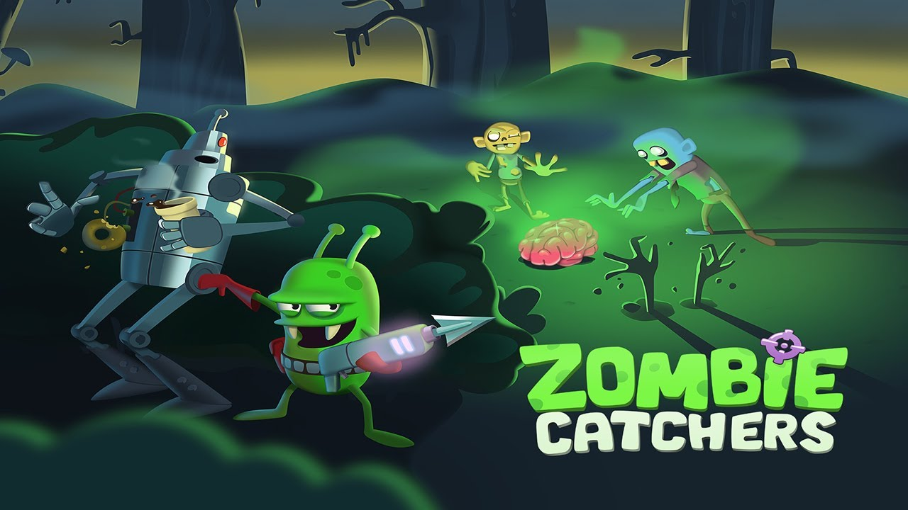 zomb - Zombie Catchers Gameplay Trailer