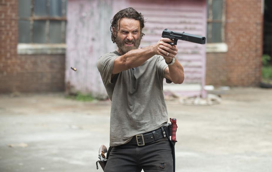 Rick Shoots