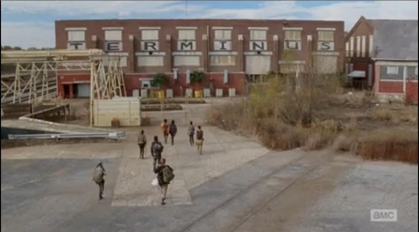 Terminus 3 - Fans Flock to Visit The Walking Dead Locations