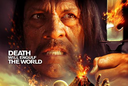 tbd - It's Trejo Vs. Zombies In The Burning Dead