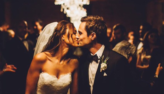 Andrew J. West Married