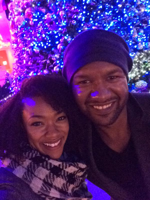 B53FA9QCYAAr3rA - Congratulations to Sonequa Martin-Green, Who Just Had a Baby Boy!