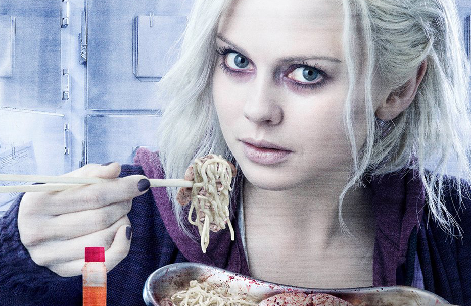 izombiecropped - First Tasty Trailer for iZombie, a Softer, Sweeter Brain-Eater