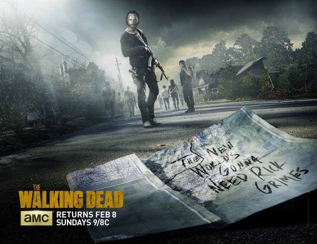 twd9 - The New World's Gonna Need Rick Grimes
