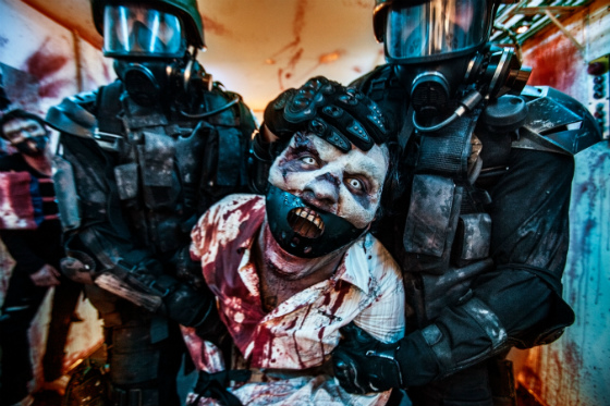 wyr - Zombies From Australia - Wyrmwood: Road Of The Dead
