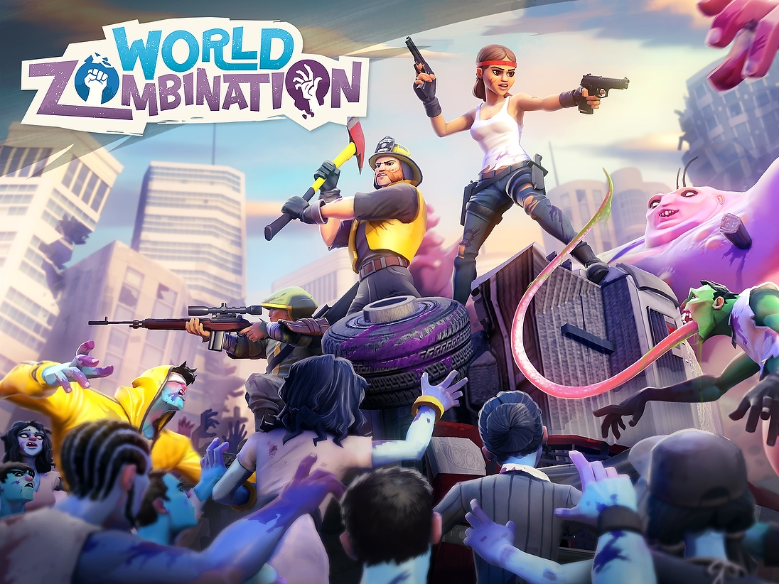 world zombination - World Zombination Coming This Week