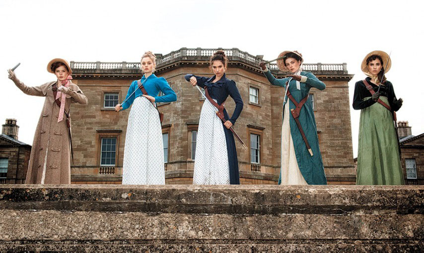 "Pride and Prejudice and Zombies - Next February: ""Pride and Prejudice and Zombies"""