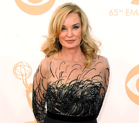 jessica lange - Lange Out, Bomer In To American Horror Story: Hotel