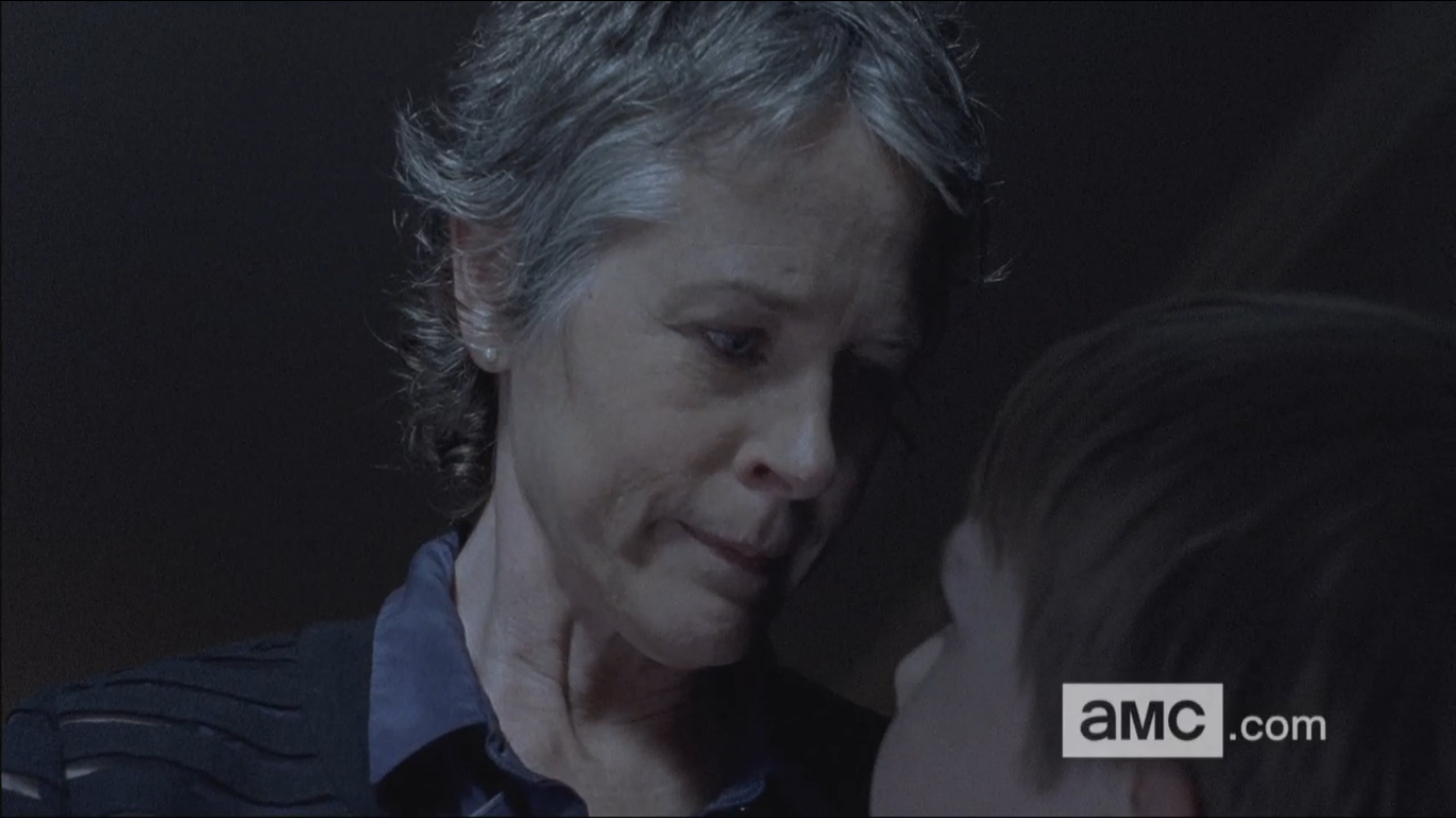 scarycarol - Melissa McBride on Carol's Scary Story (SPOILERS for 'Forget')