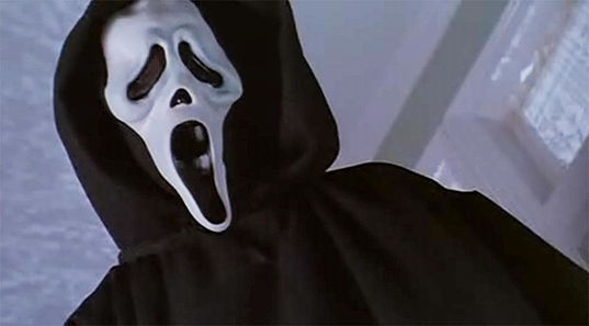 Ghostface - First Trailer For MTV's Scream