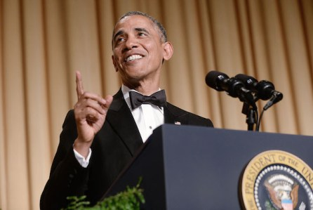 barack obama white house correspondents dinner 2014 - Three Cast Members To Attend 2015 White House Correspondents' Dinner