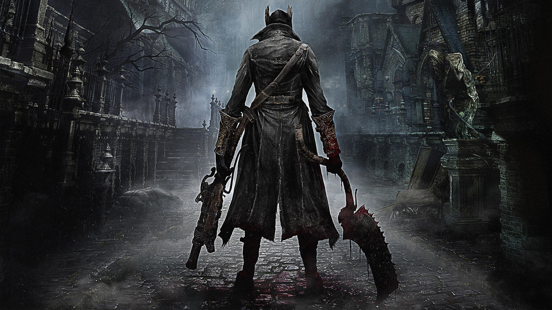 bloodborne - Bloodborne Is Violent and Scary, and People Love That