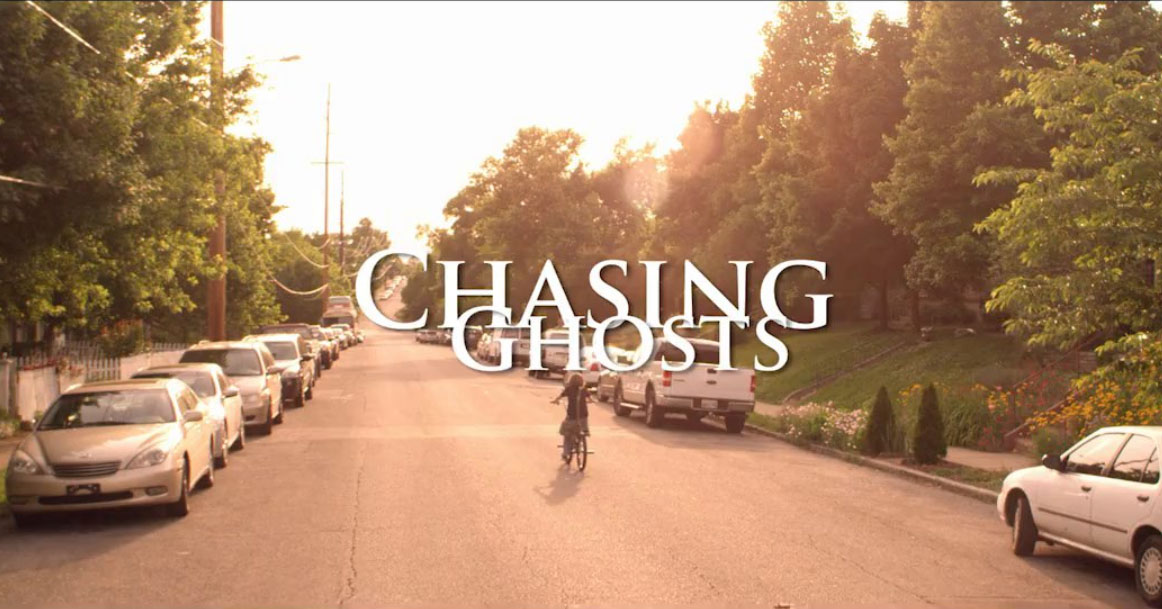 "chasingghosts - ""Chasing Ghosts,"" Starring Meghan, Now Released"